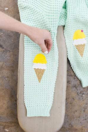 DIY-Ice-Cream-Cone-Elbow-Patches5-297x445