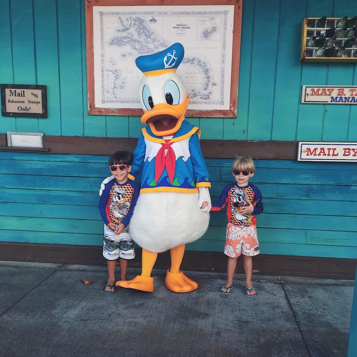 Disney Cruise Line - parte 2
